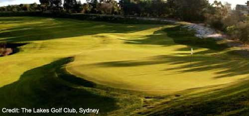 The Lakes Golf Club, Sydney